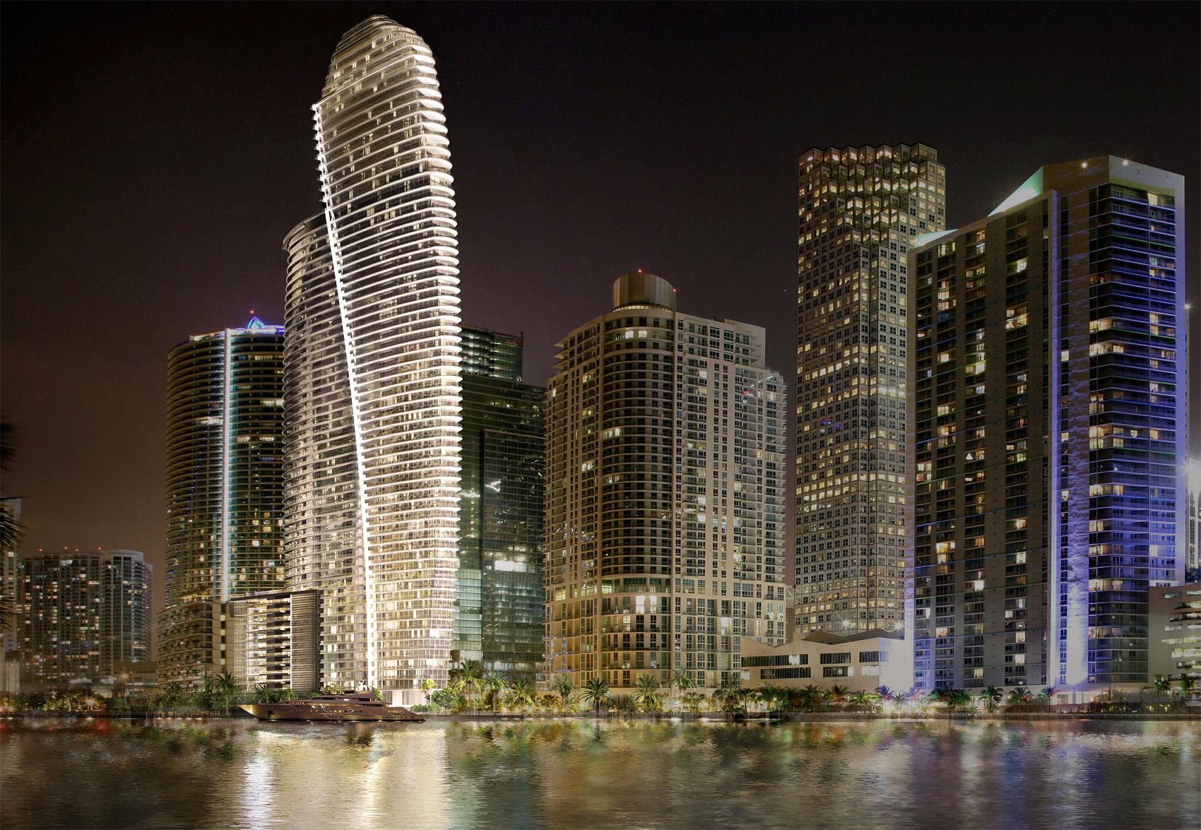 Aston Martin To Create Interiors For Super-Luxury Development In Miami