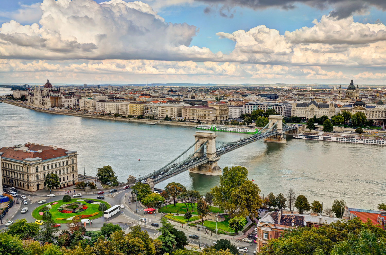 A Taste Of Luxury In Brilliant Budapest & The Magic Of Sziget Festival 2016