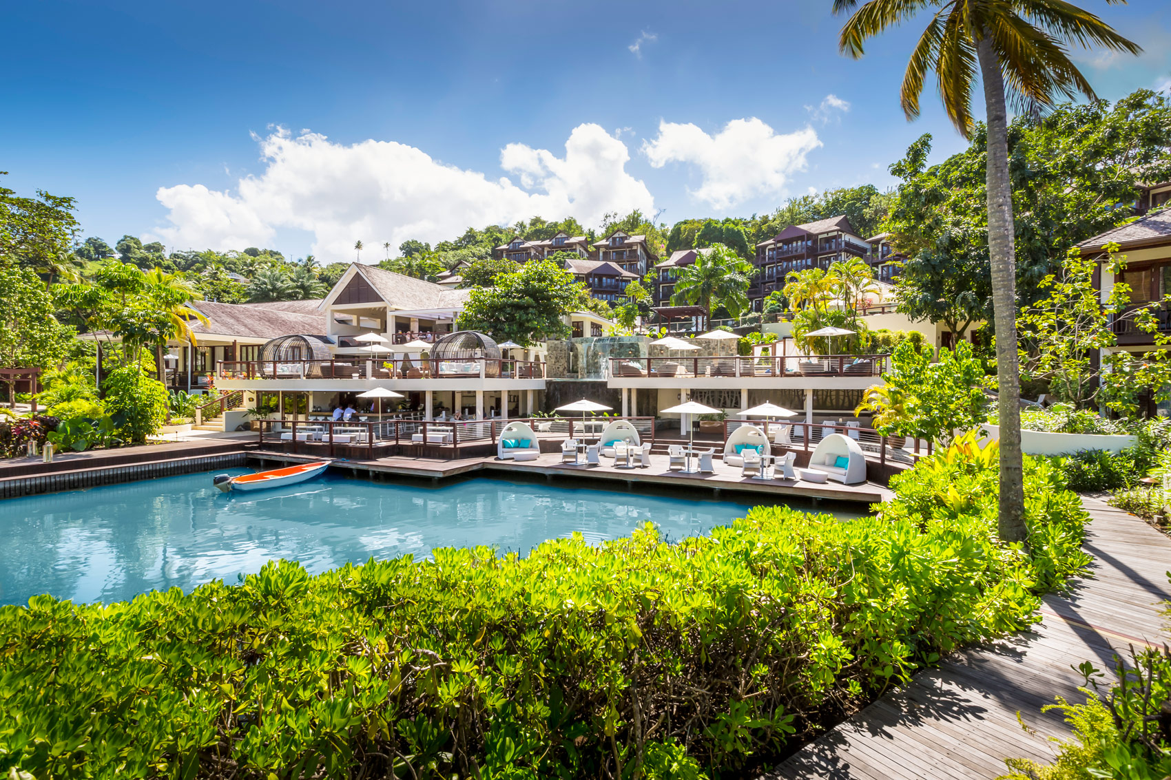 Review: Capella Marigot Bay Resort & Marina St Lucia