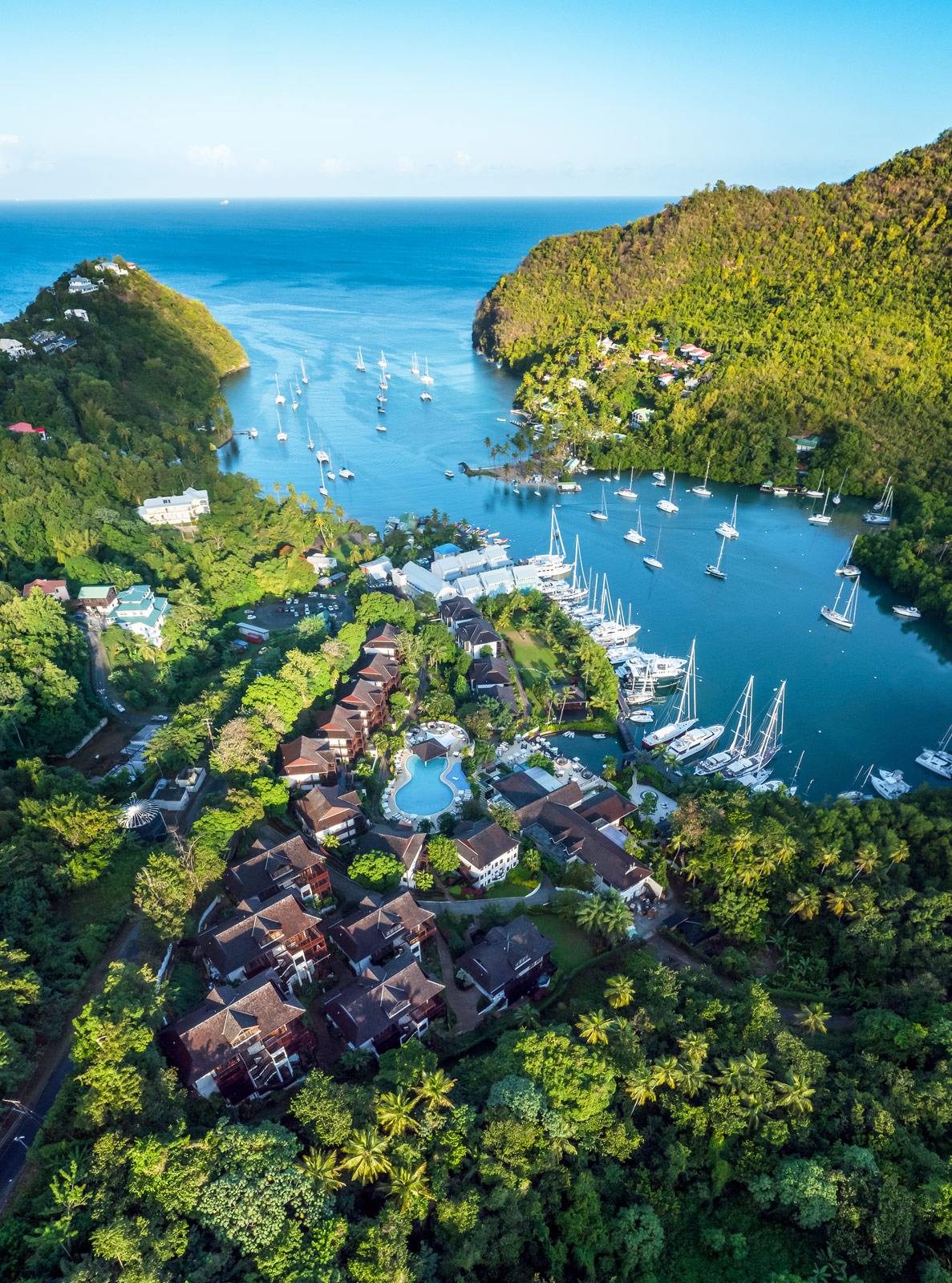 Review Capella Marigot Bay Resort Amp Marina St Lucia