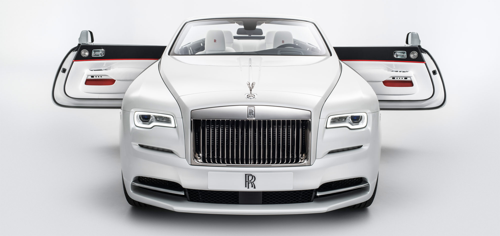 The House Of Rolls-Royce Unveils 'Dawn – Inspired by Fashion'