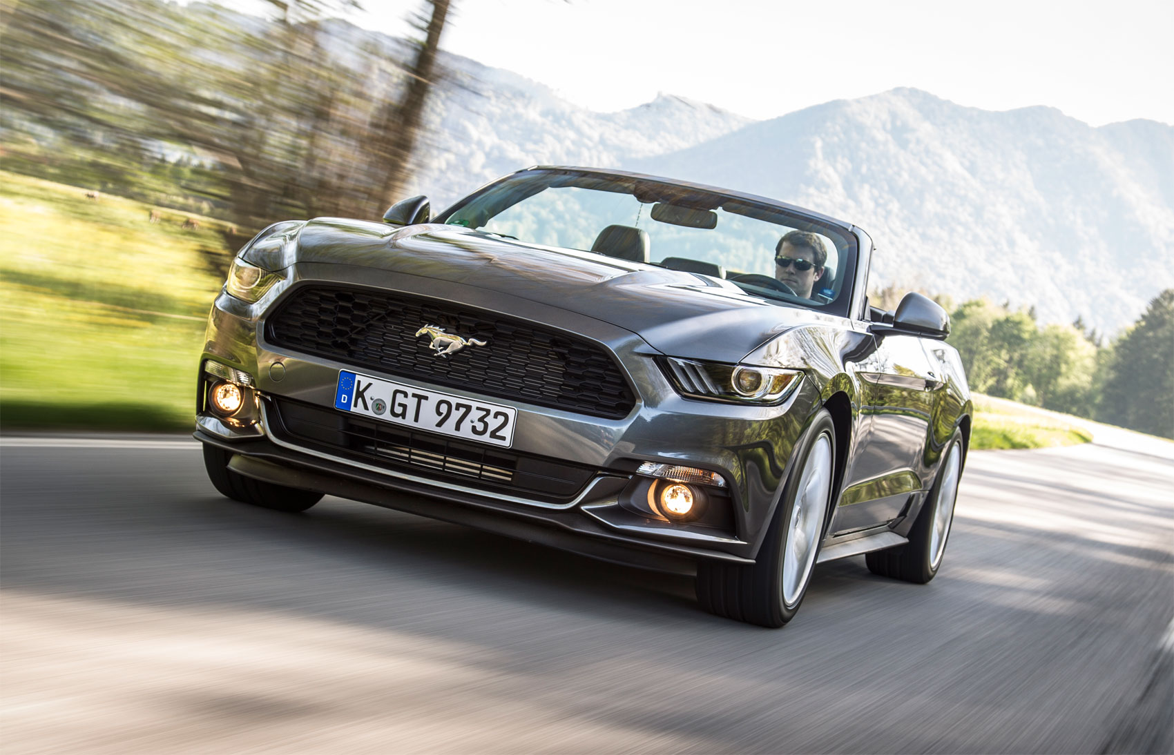 The Ford Mustang – Not Only A Superb Drivers Car But Economical Too!