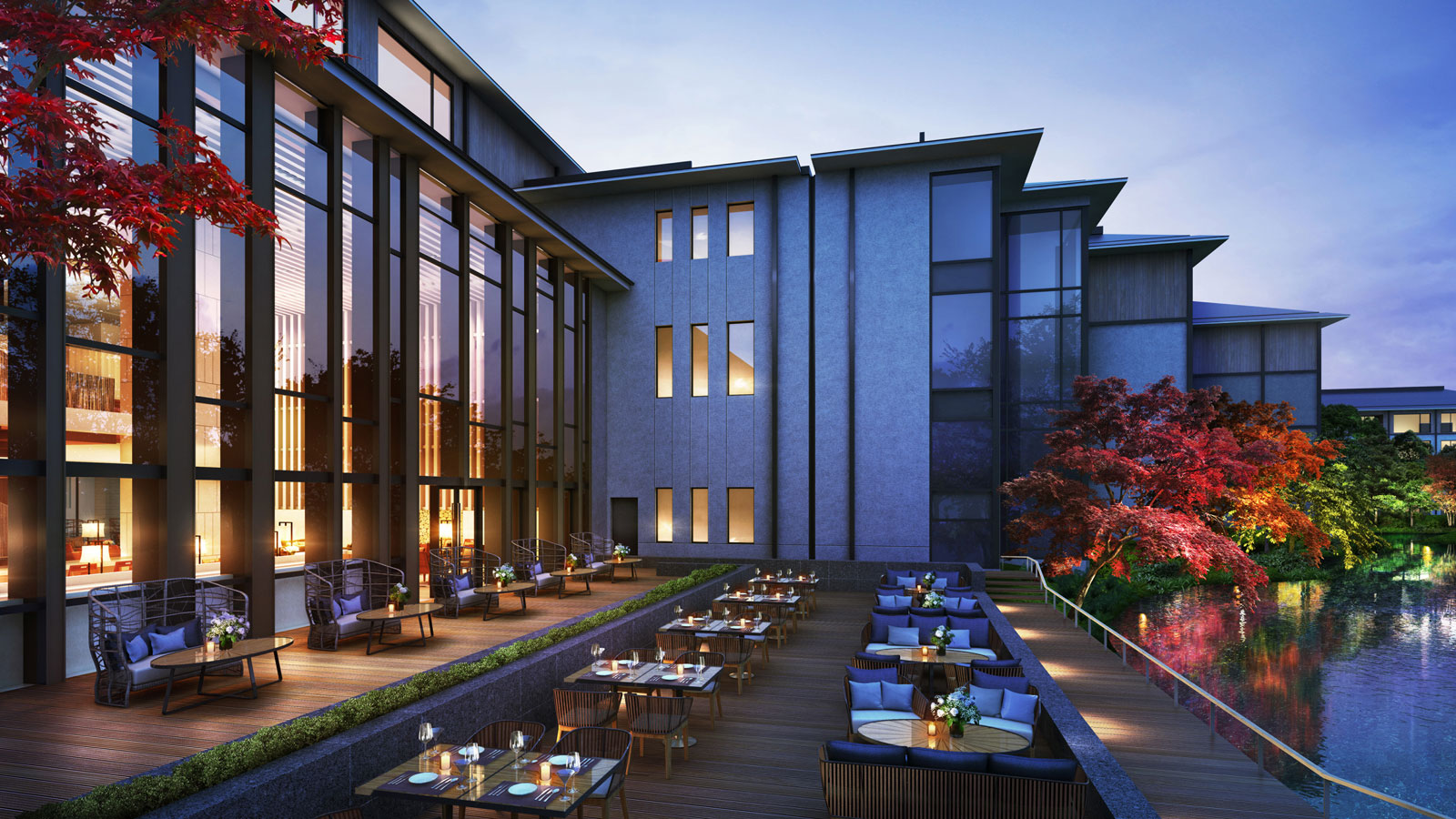Four Seasons Hotel Kyoto Open's In Japan's Ancient Imperial Capital 12