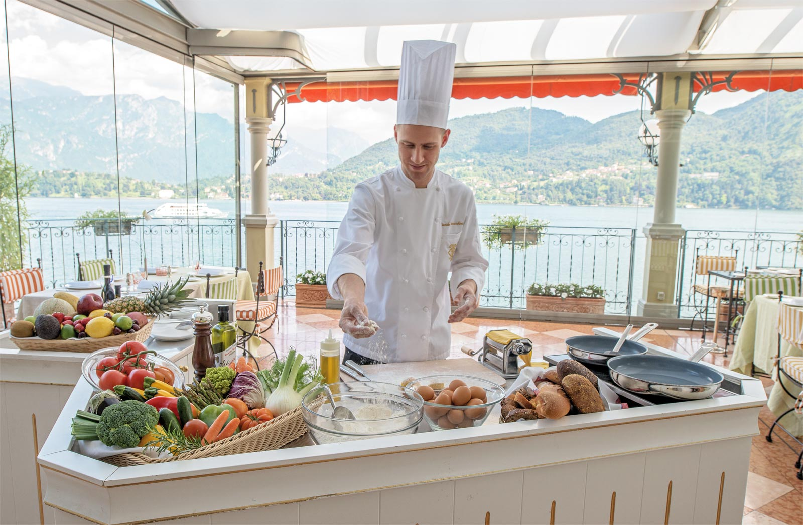 Head To Lake Como This Autumn And Give Your Eyes And Palate A Treat 3