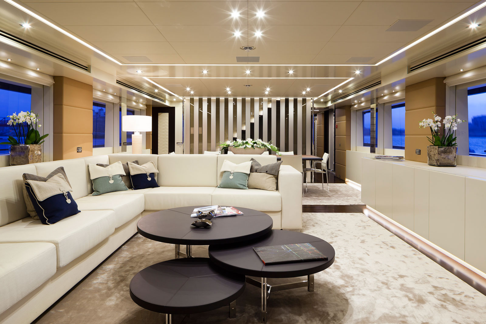 Luxurious Magazine Dives Into The Heart Of The Amore Mio Superyacht 5