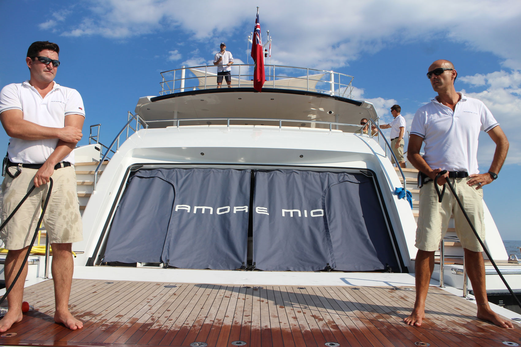 Luxurious Magazine Dives Into The Heart Of The Amore Mio Superyacht 6