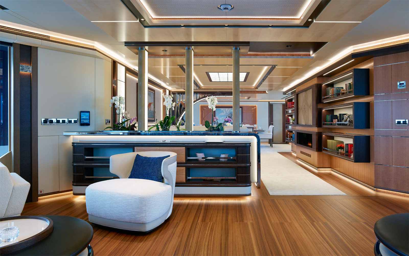 An Amazing Experience In The Côte d'Azur Aboard The Heesen Galactica Super Nova 2