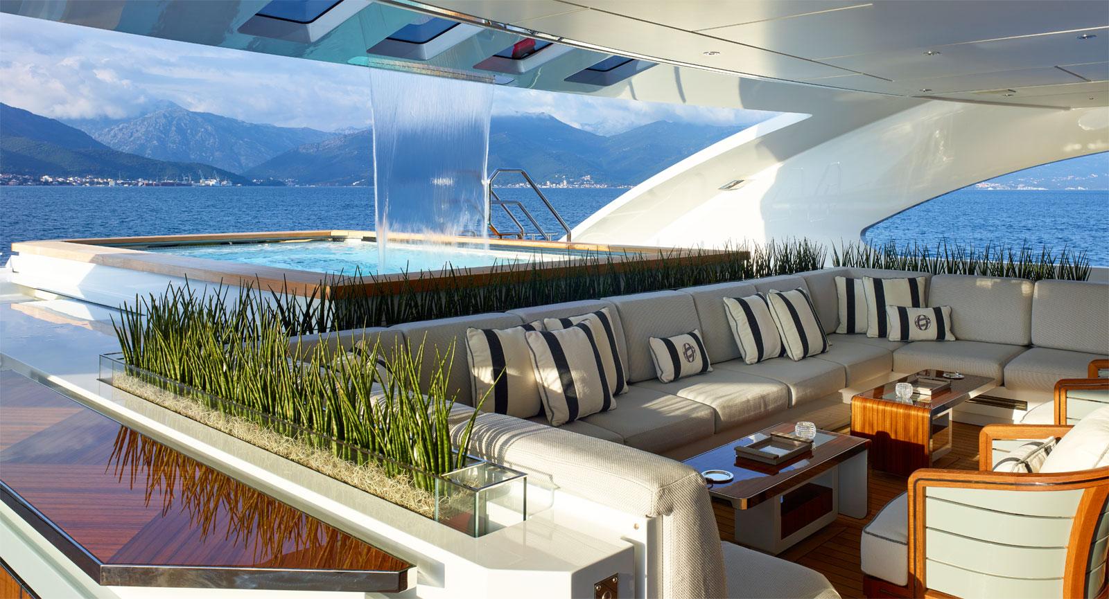 An Amazing Experience In The Côte d'Azur Aboard The Heesen Galactica Super Nova 6