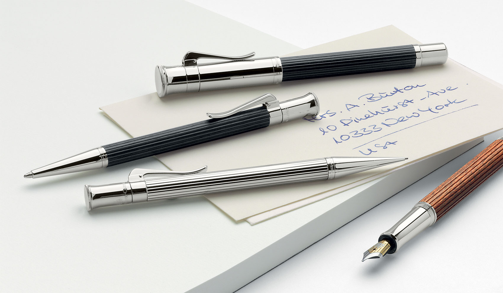 Leave Your Mark With These Beautiful Heritage Fountain Pens
