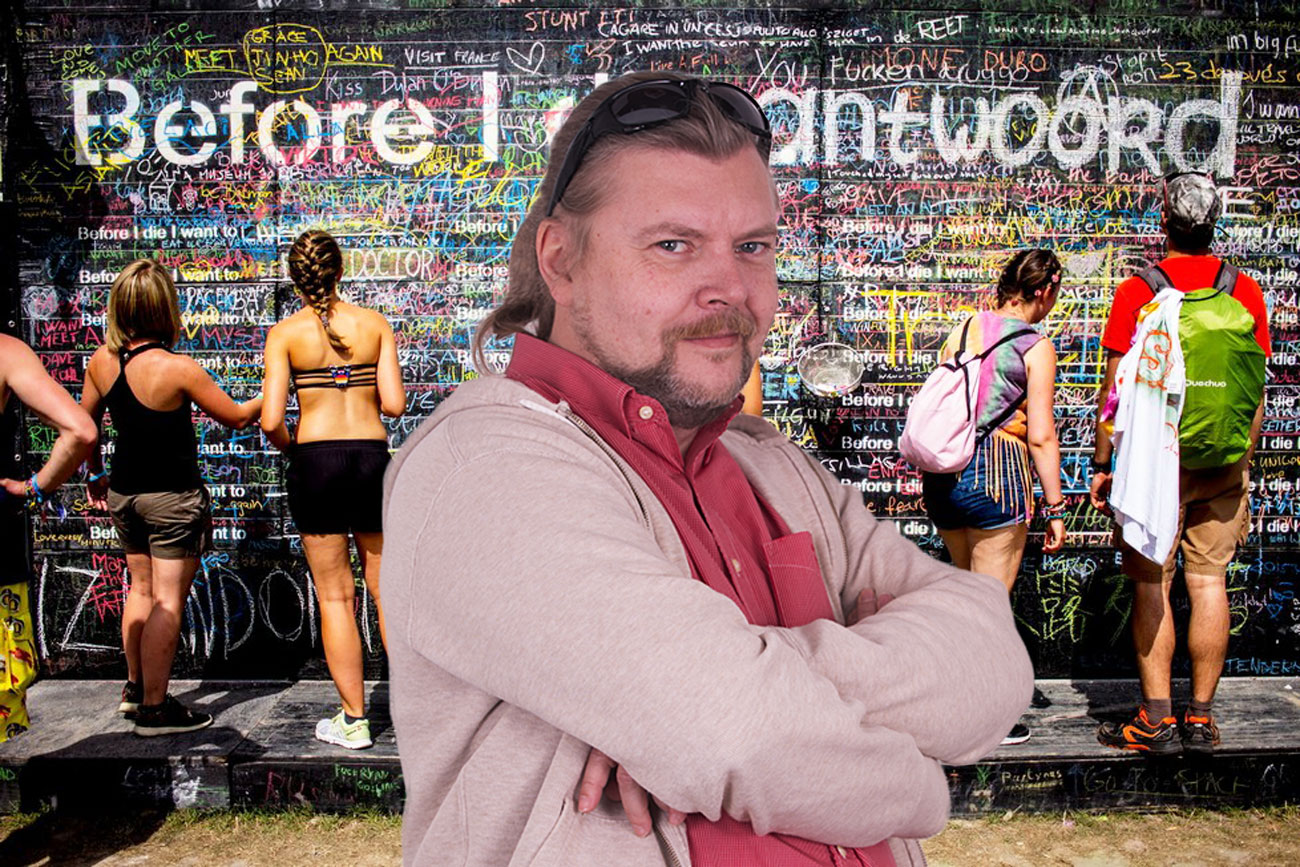 We Talk To Karoly Gerendai The Founder Of Sziget Festival