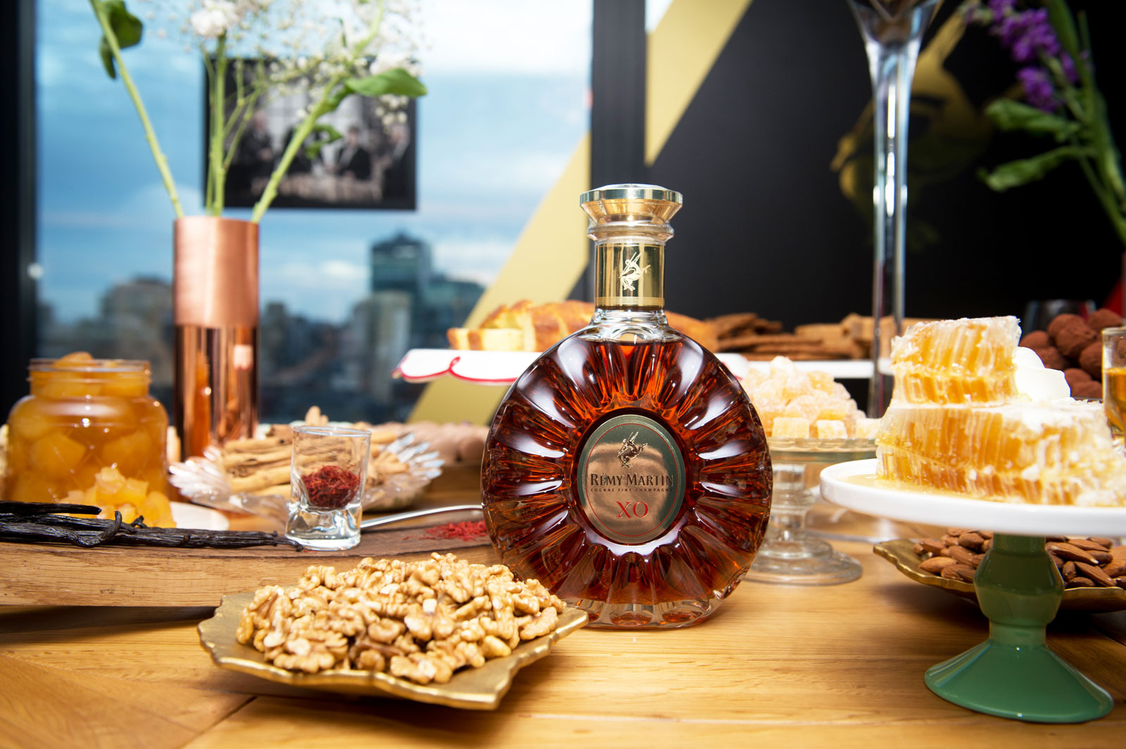 La Maison Rémy Martin Pop Up Paired With Skyline Views At Manchester House 4