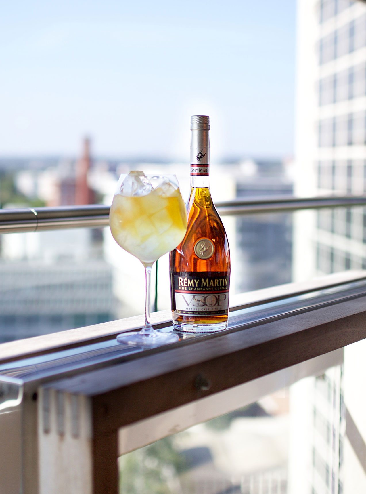 La Maison Rémy Martin Pop Up Paired With Skyline Views At Manchester House 3