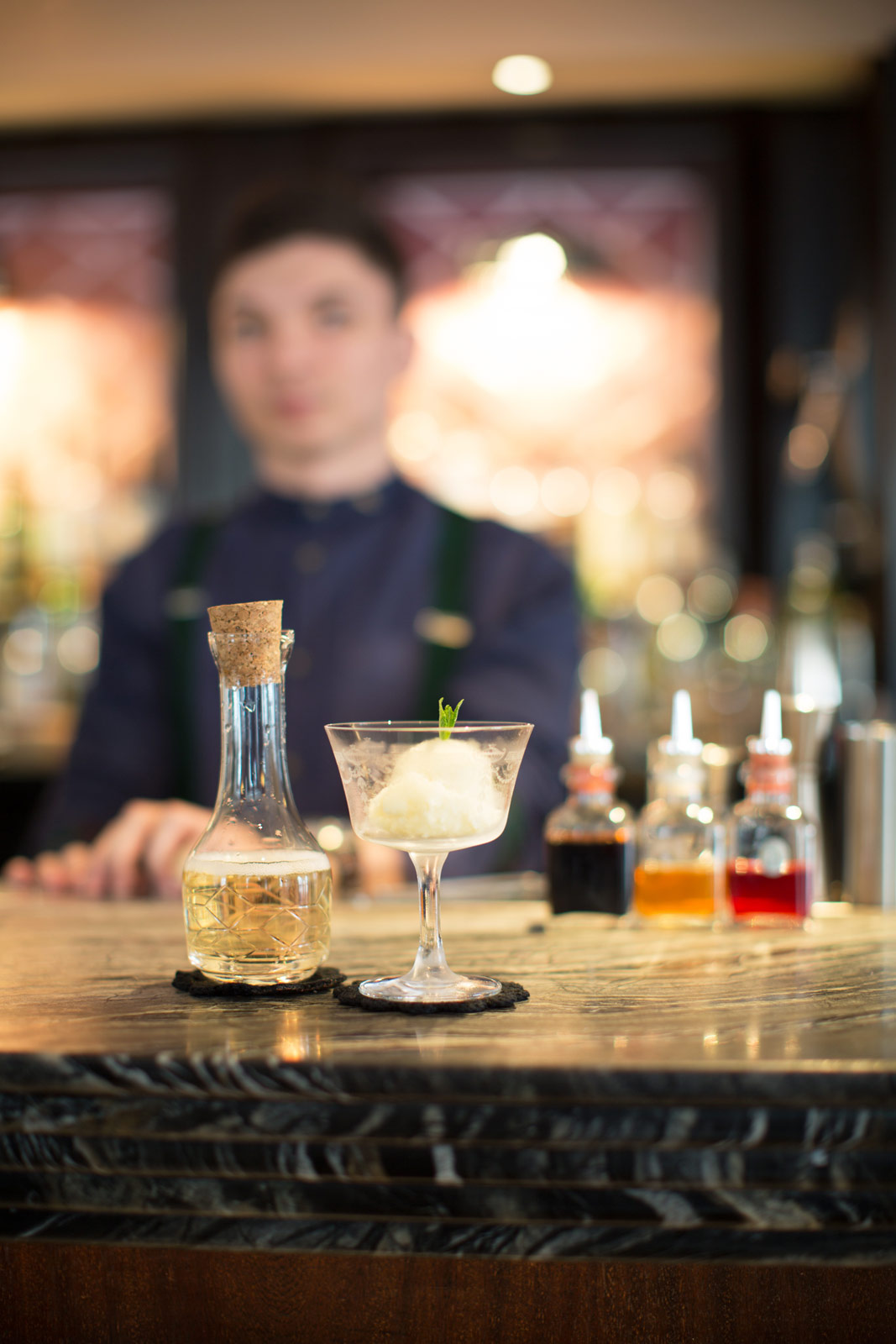 A High Standard Of Low Tea At The Luggage Room 5