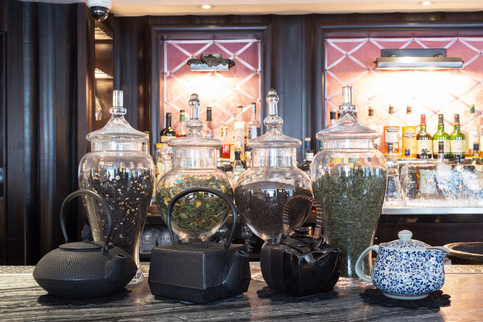 A High Standard Of Low Tea At The Luggage Room 6
