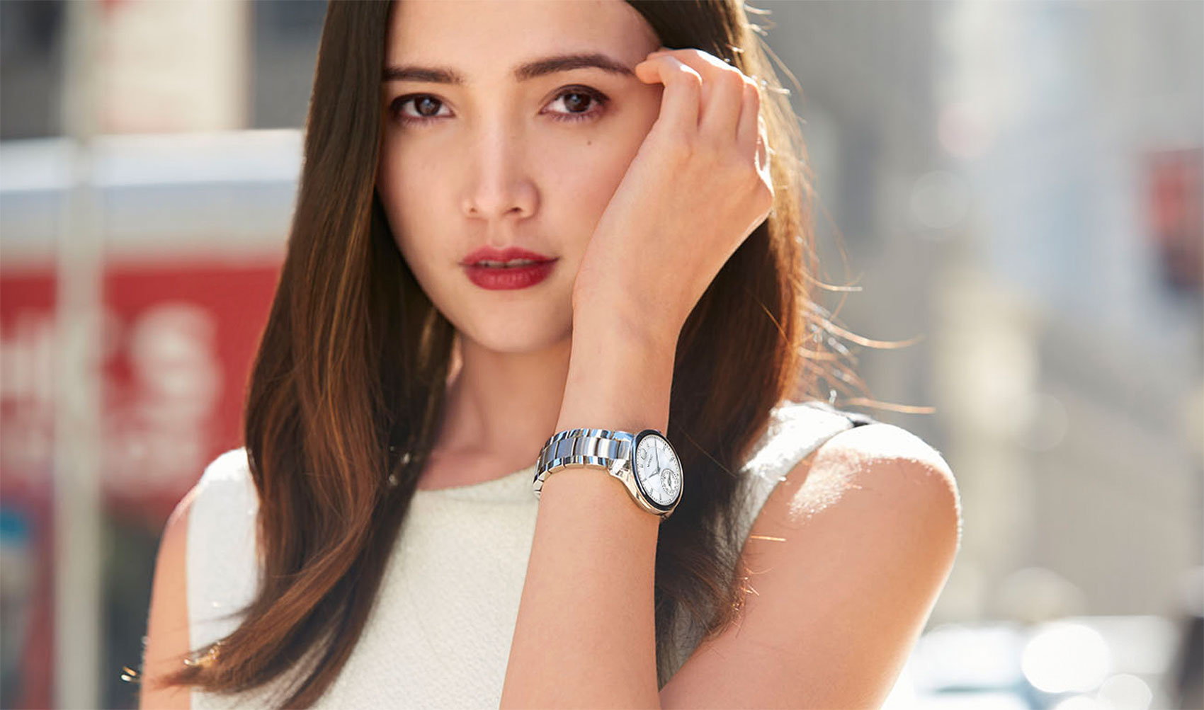 The Bellina Motion Watch - A Very Smart Move By Movado