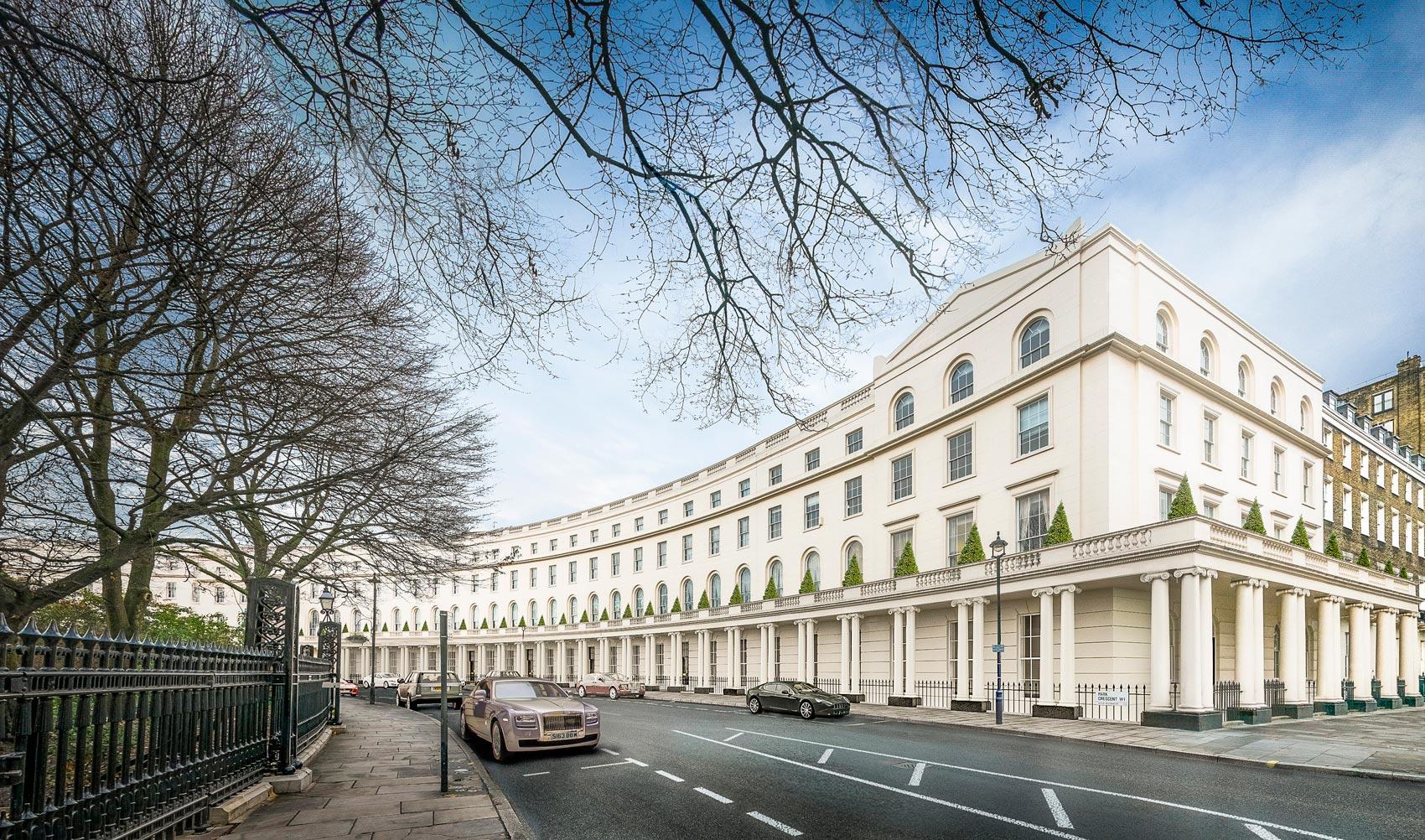Amazon Property Launch The £200 million Super-Luxury Park Crescent Development