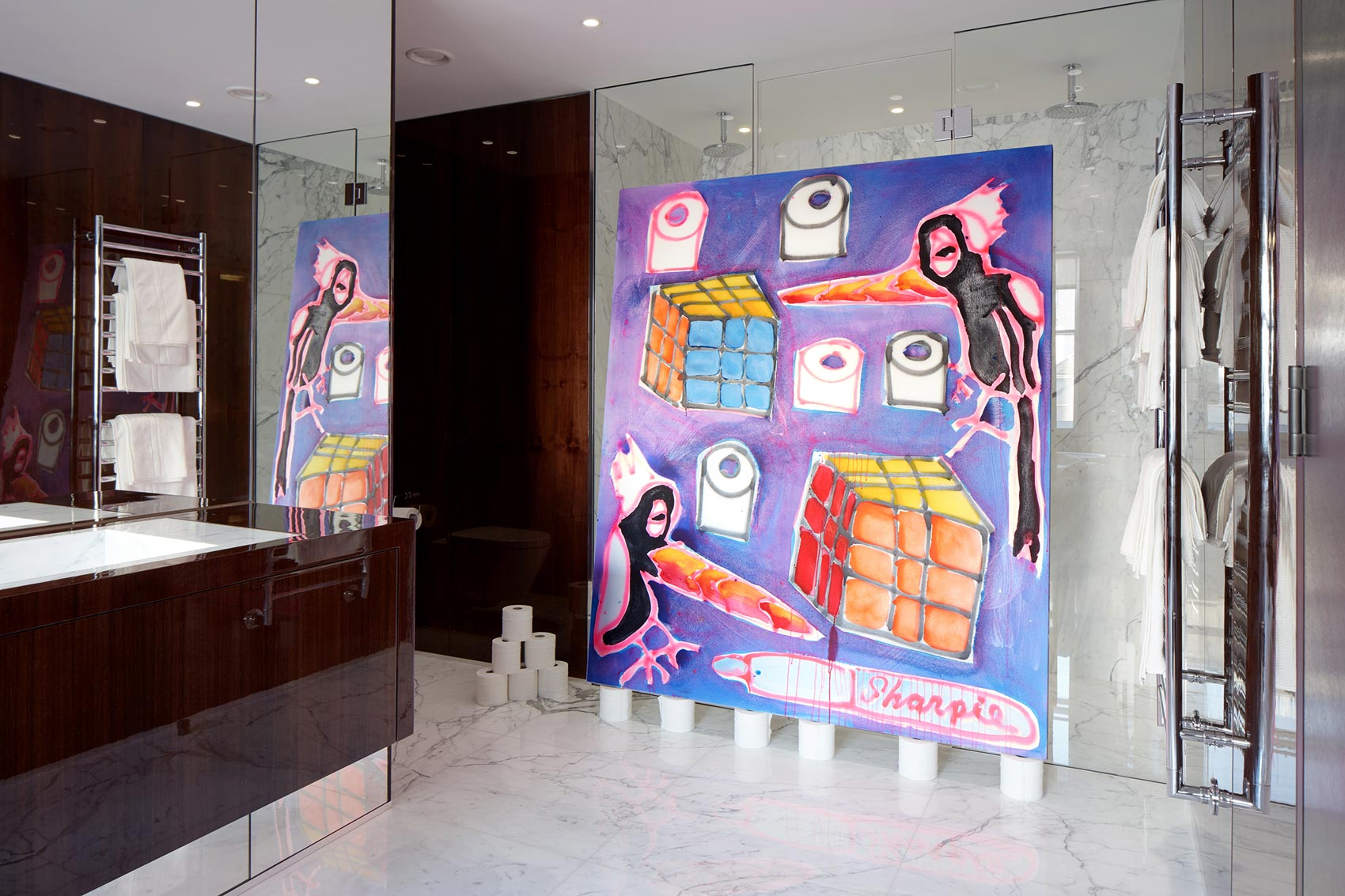 World-Class Art Meets First-Class Design At The Year's Most Luxurious Property Launch 8