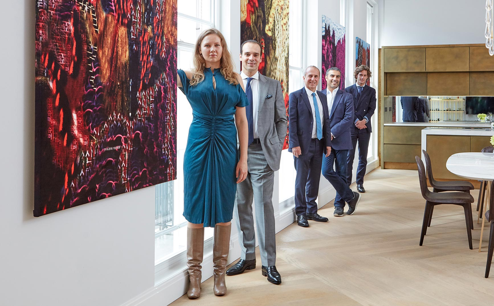 World-Class Art Meets First-Class Design At The Year's Most Luxurious Property Launch
