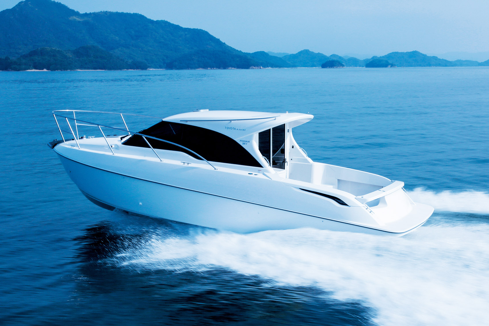Toyota Launches The New Ponam-28V Premium Sports Cruiser