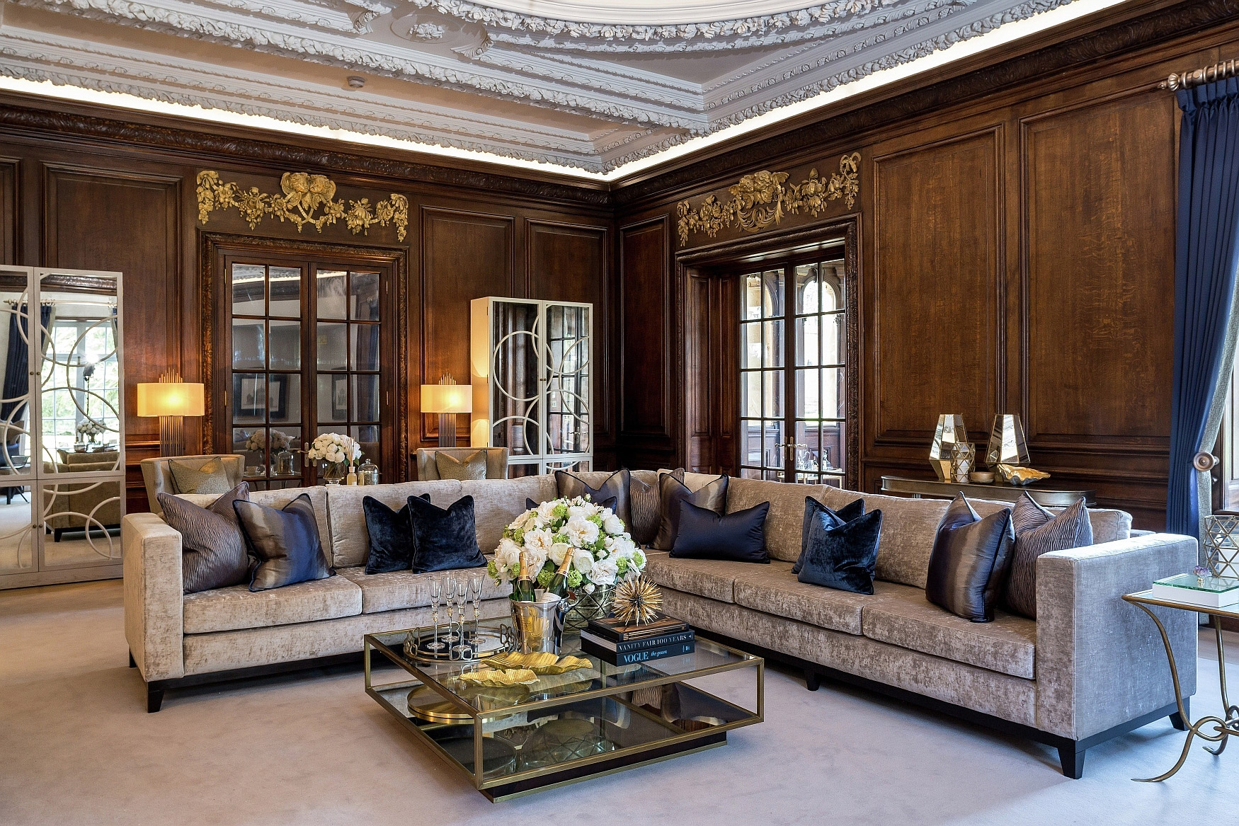 Millgate's Woolley Hall Wins At British Homes Awards