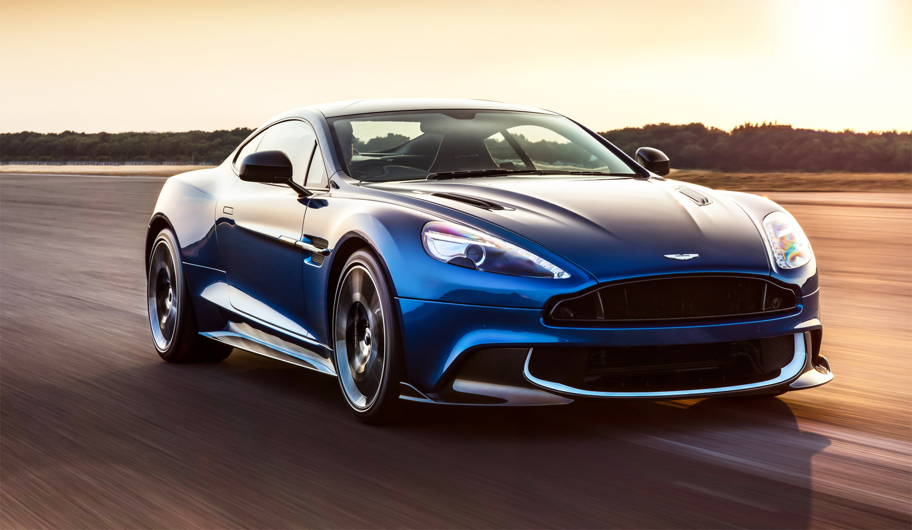 Aston Martin Vanquish S, More Power, Better Looking & Greater Poise