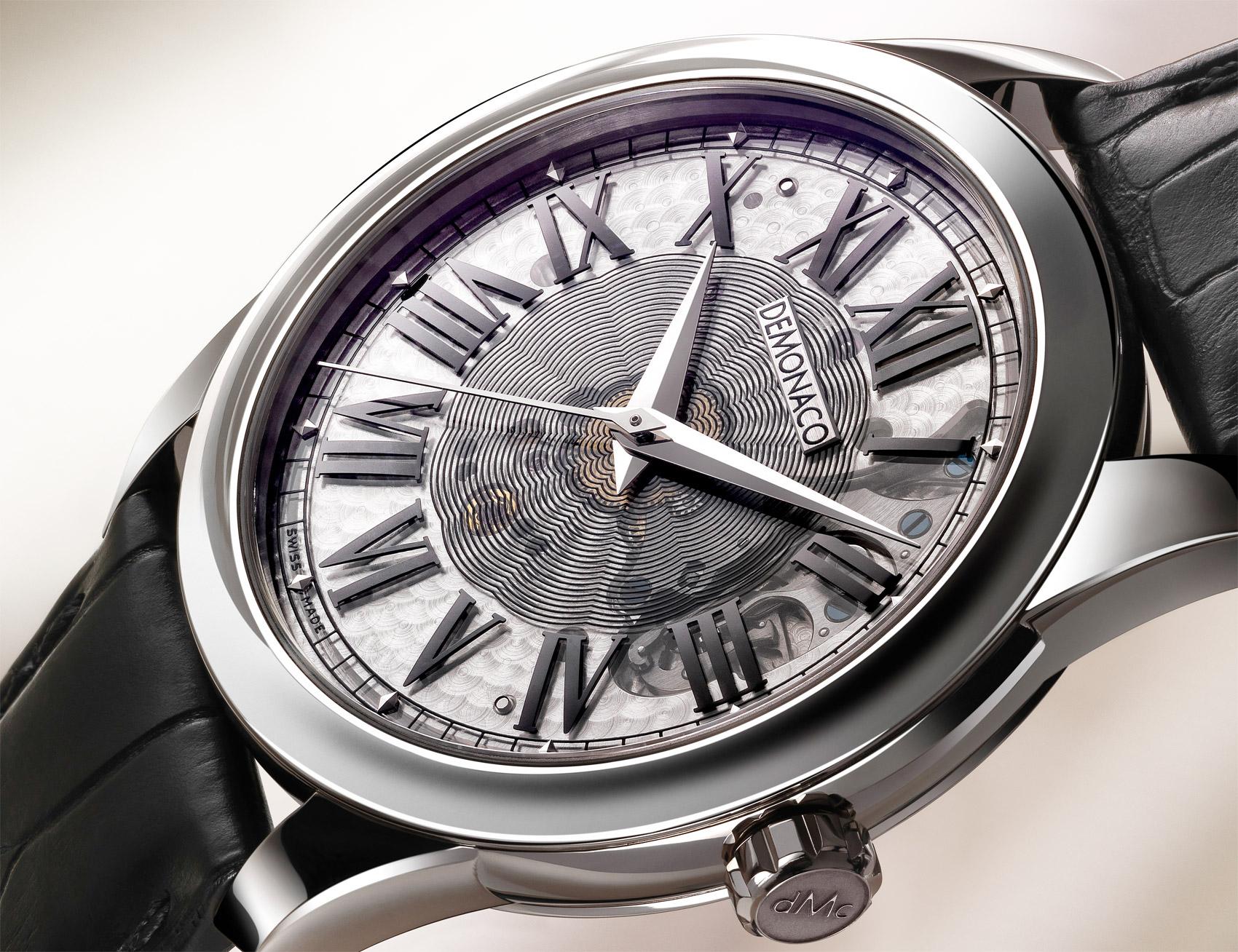New Timepieces In the Ateliers deMonaco Poinçon de Genève Collection