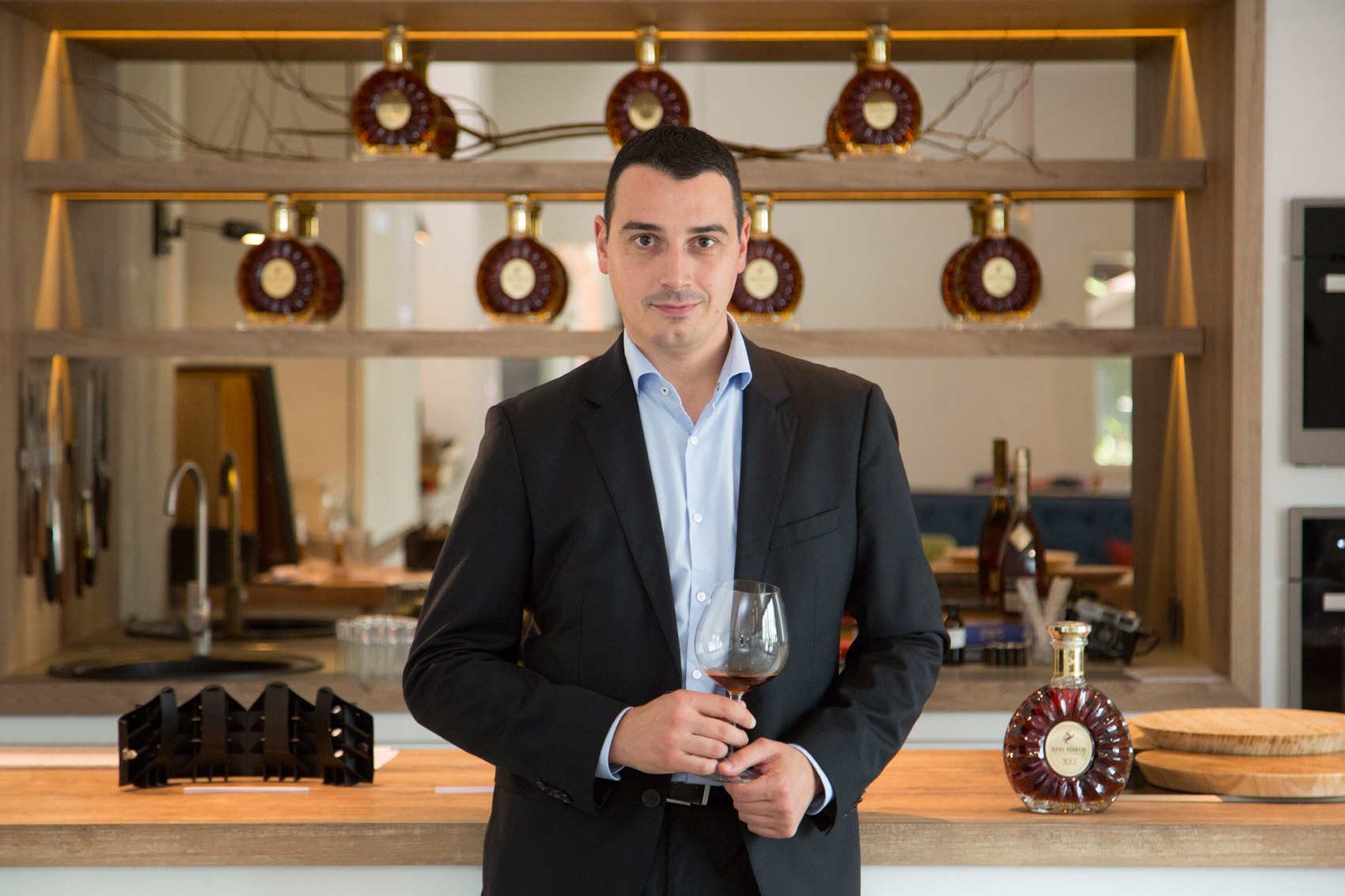 Ong Chin Huat Talks To Baptiste Loiseau, Remy Martin's New Cellar Master