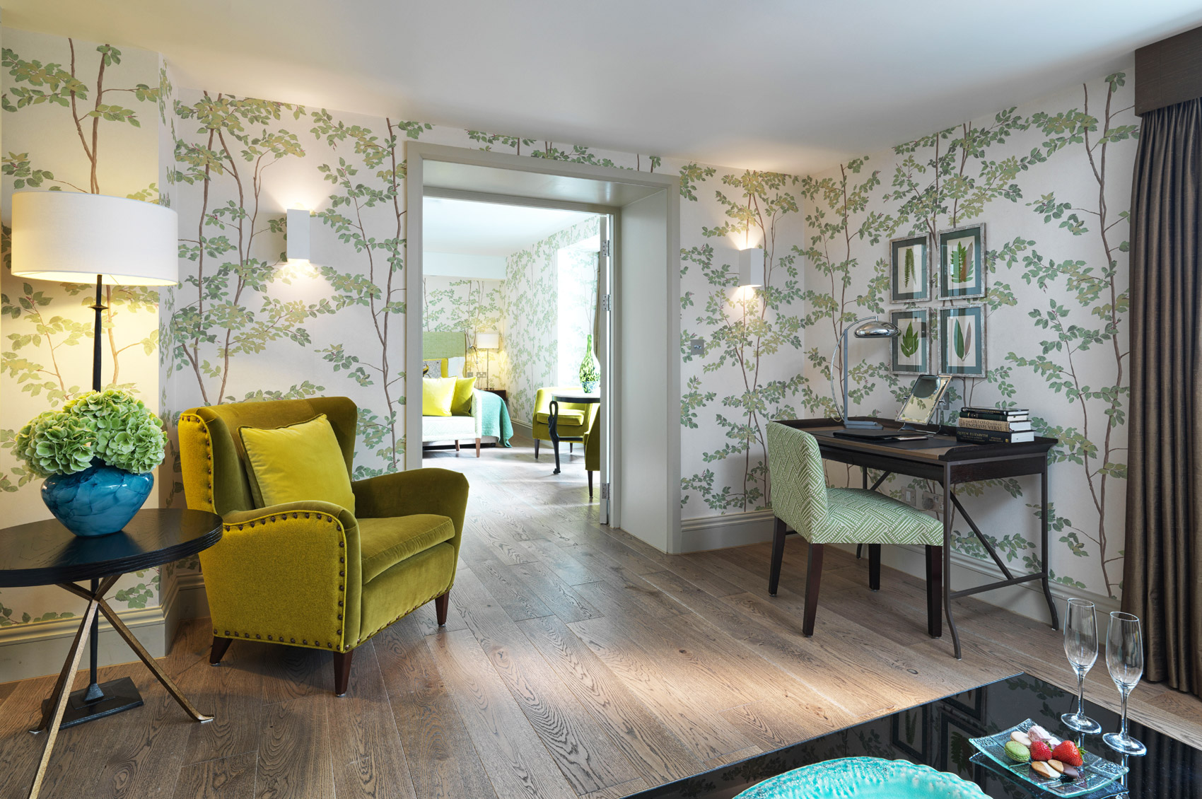 Brown's Hotel Launches Two New Olga Polizzi Designed Suites