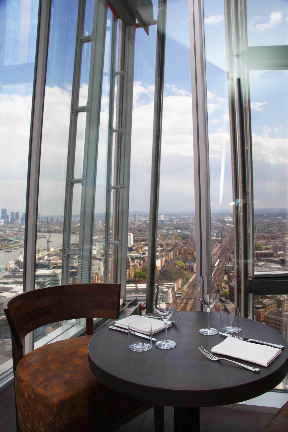 Experiencing The Height Of Brunch At Oblix 3