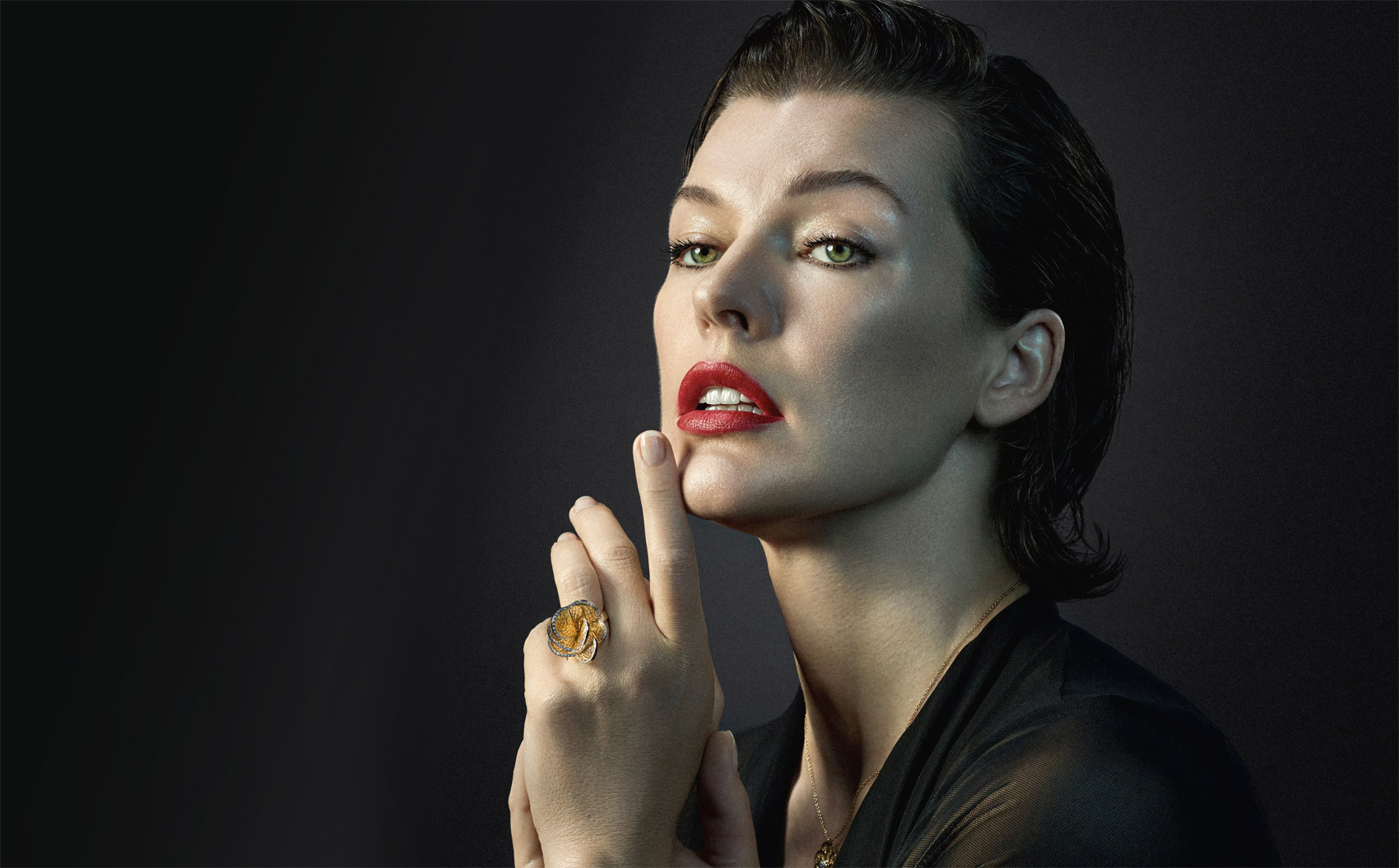 Portuguese Jewellery Launches International Campaign With Milla Jovovich