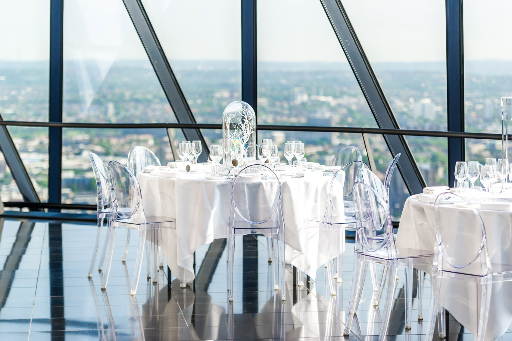 Searcys In The Sky With Diamonds' Adds Festive Sparkle To The City 7