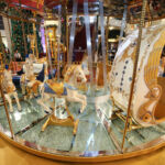 Swarovski Introduces The World's First Crystallised Merry-Go-Round 7