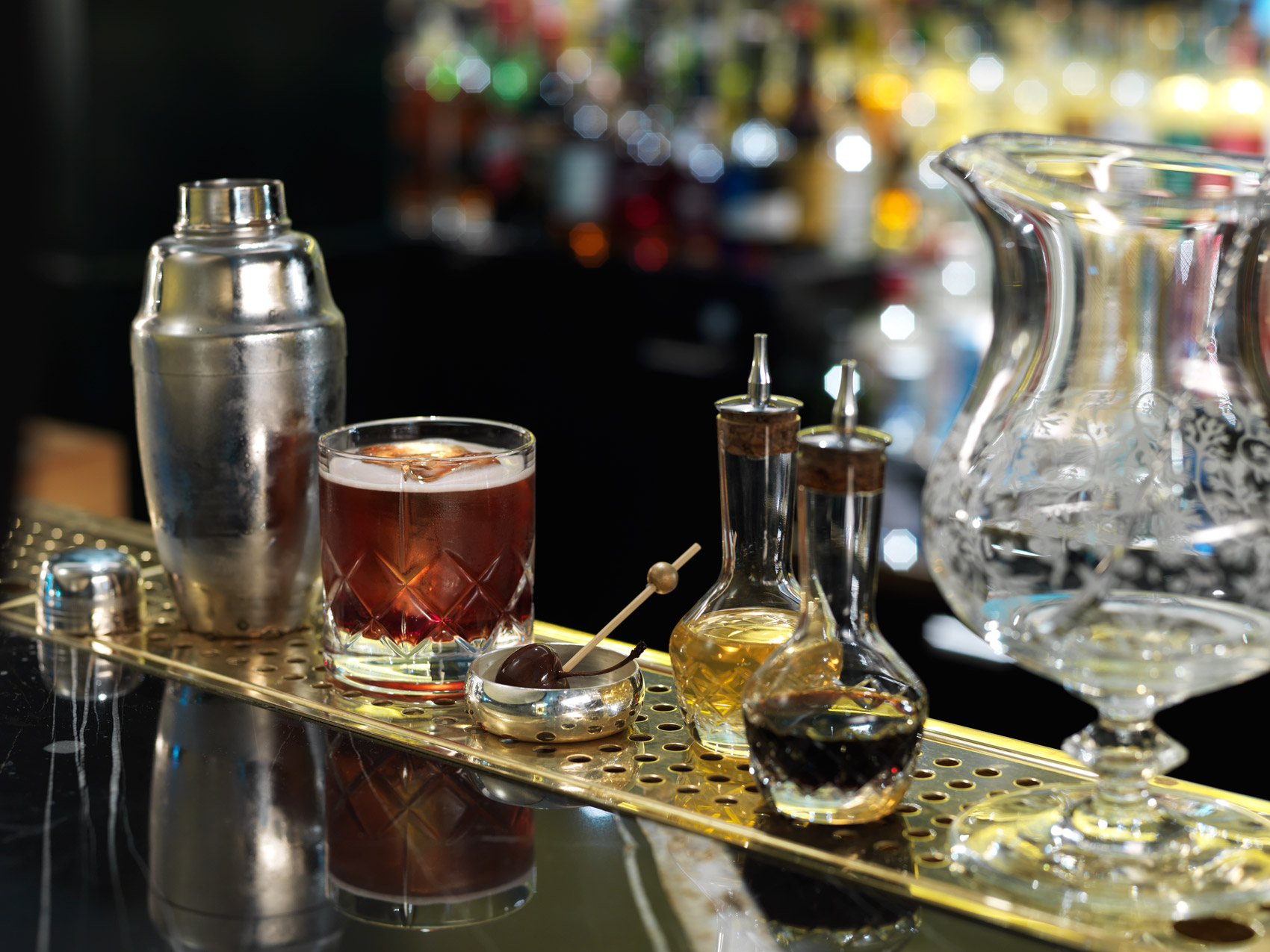 The Best Cocktails In London At THE BAR At The Athenaeum Hotel 9