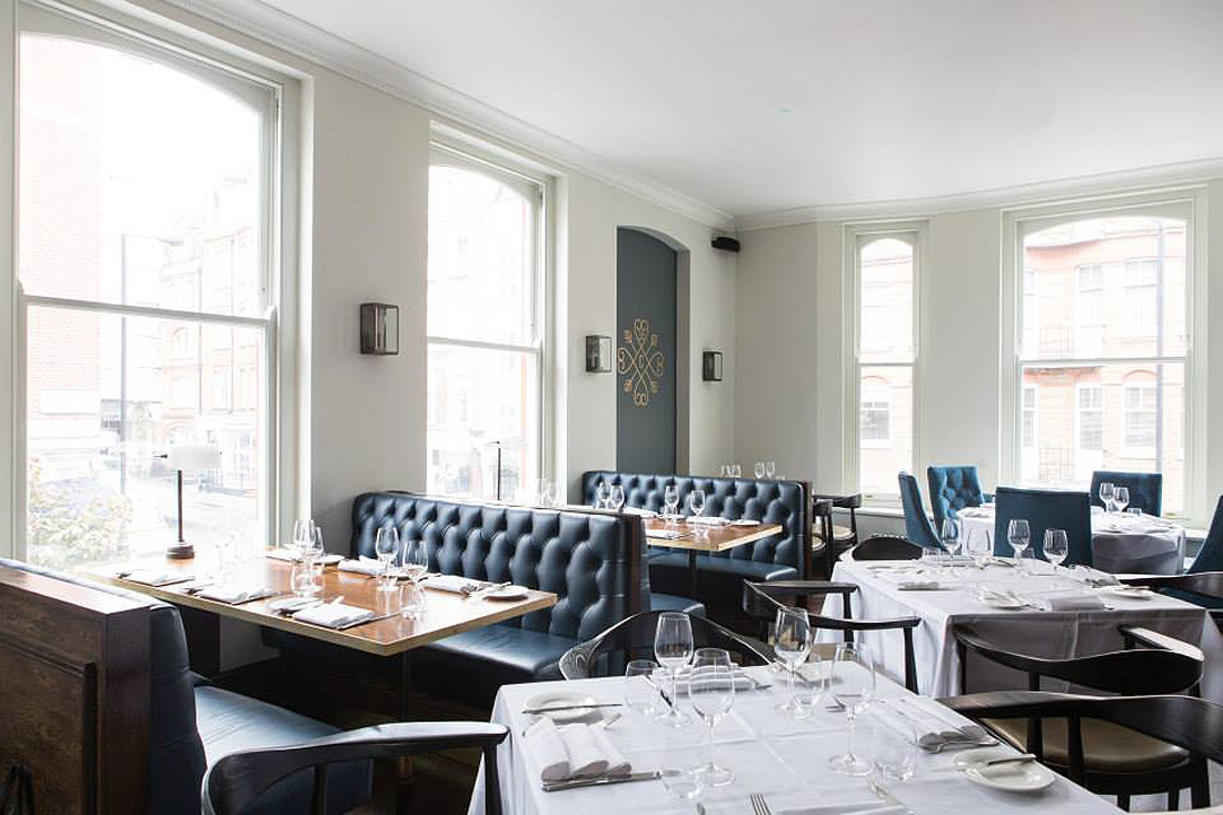 Marylebone's Hidden Gastronomic Gem - The Cavendish
