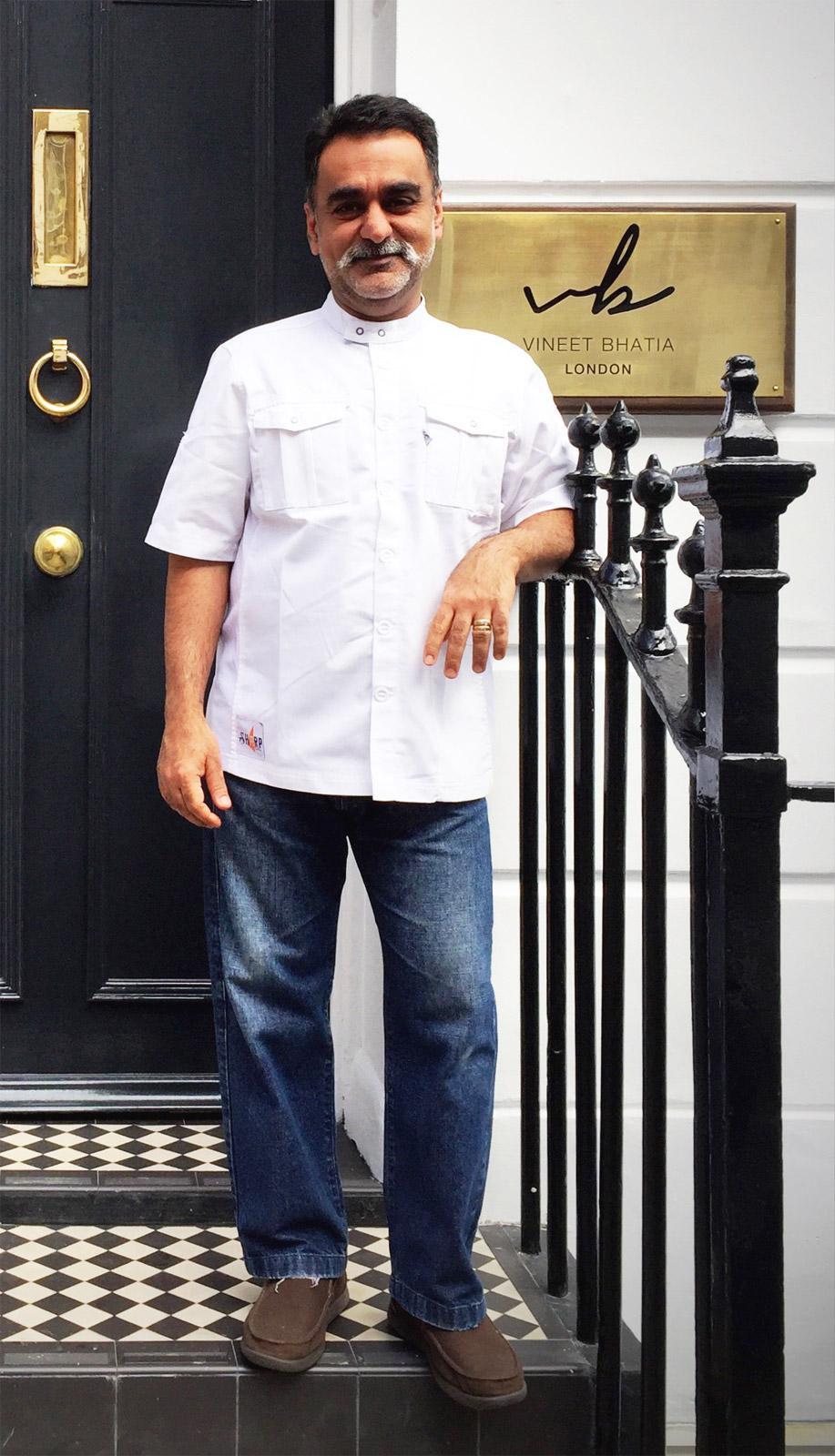 Michelin Star Chef Vineet Bhatia Launches Flagship Chelsea Restaurant 5