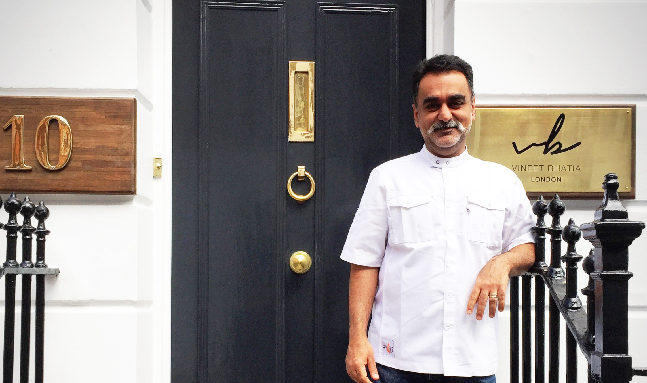 Michelin Star Chef Vineet Bhatia Launches Flagship Chelsea Restaurant