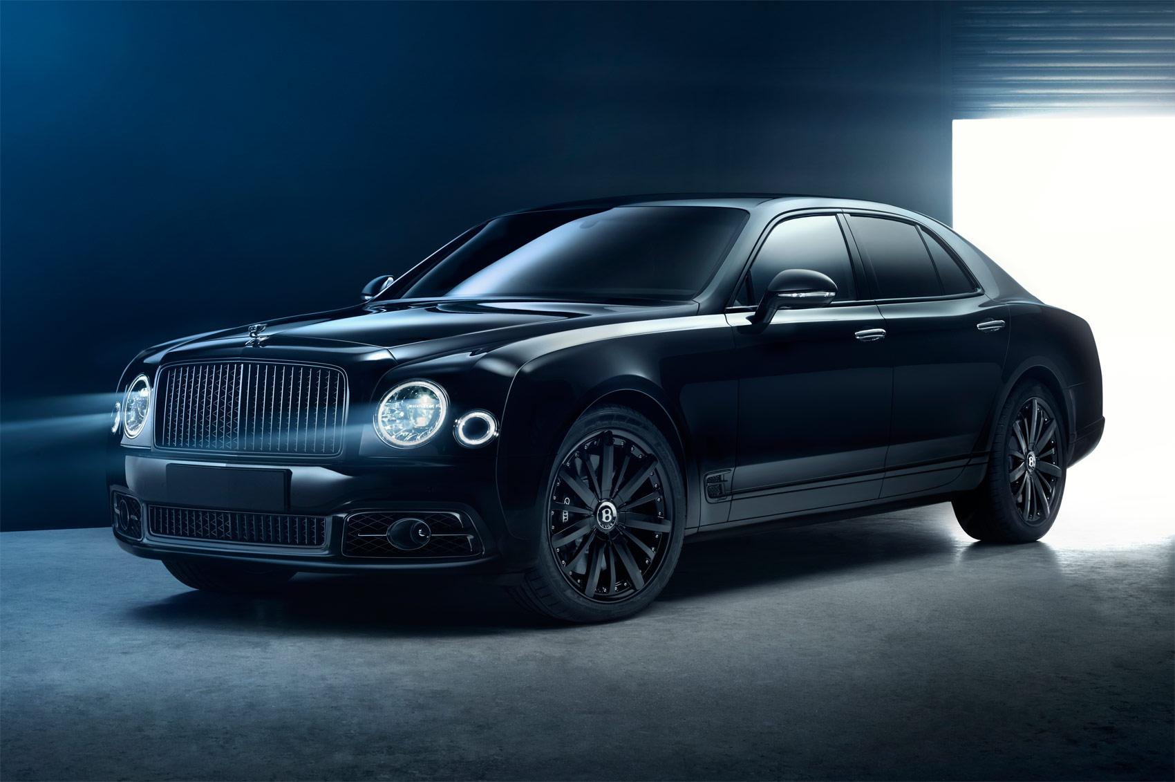 Introducing The Bamford X Bentley Mulliner Mulsanne Speed