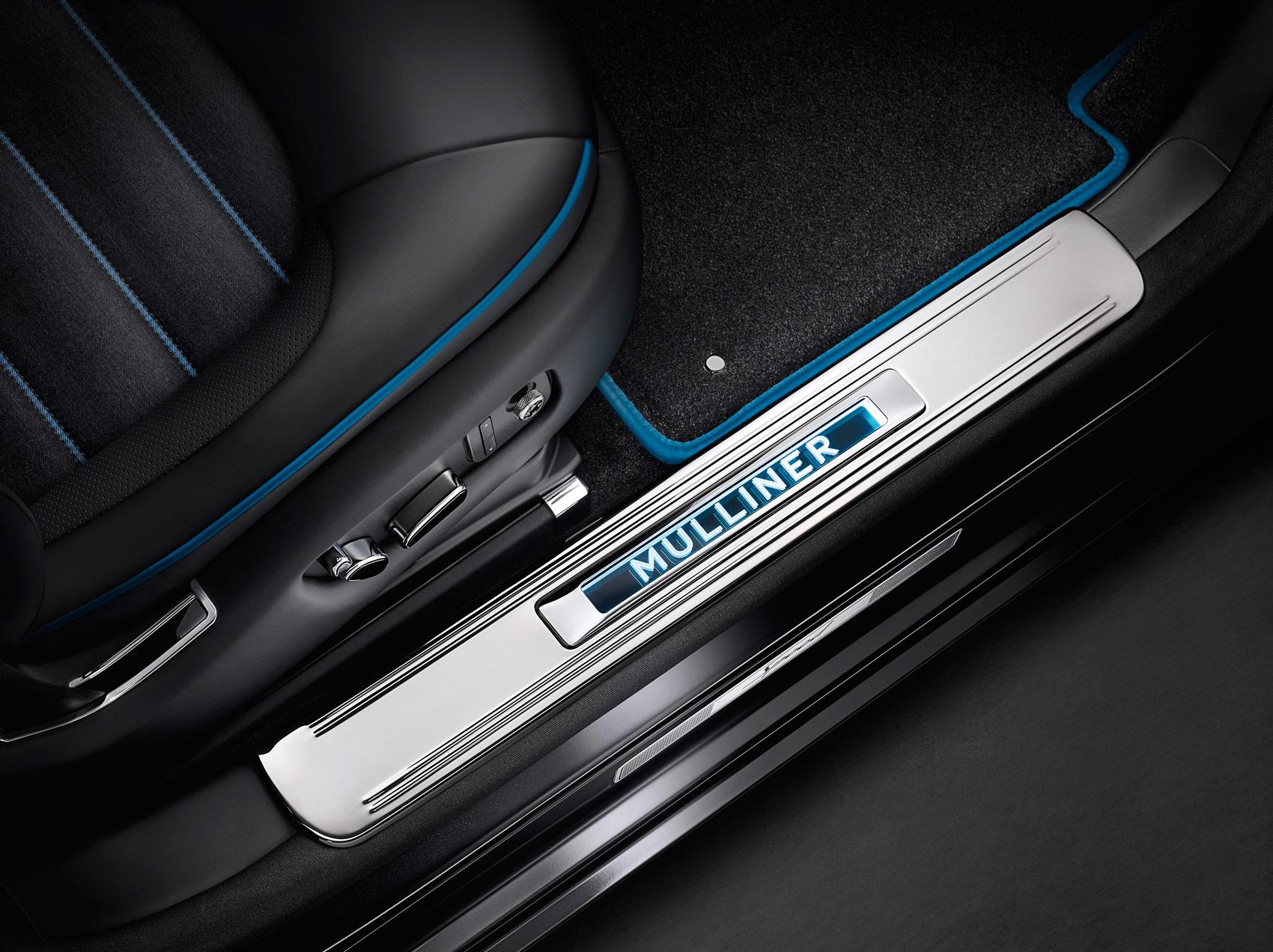 Introducing The Bamford X Bentley Mulliner Mulsanne Speed 7