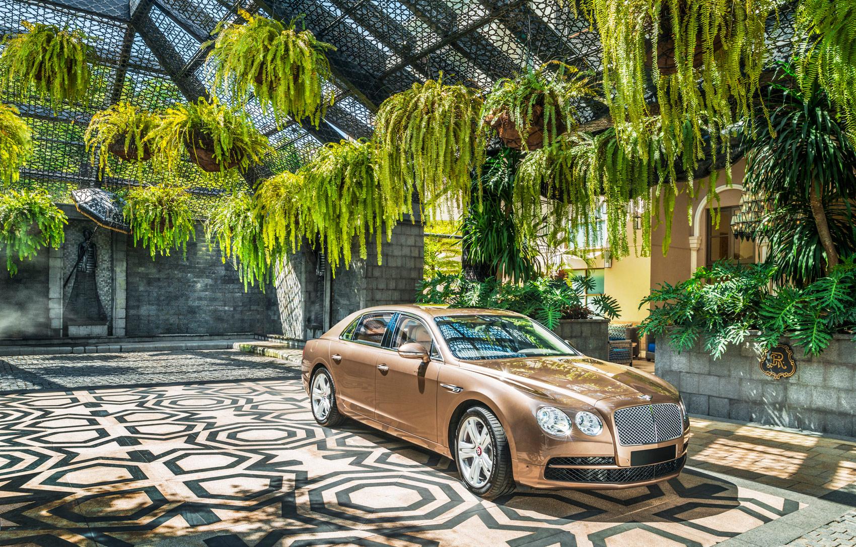 We Embark On The St. Regis Straits Drive With Bentley Motors & Princess Yachts 7
