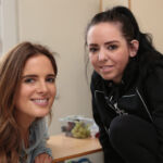 Made in Chelsea's Binky Felstead Visits Young Patients At Royal Brompton Hospital 7