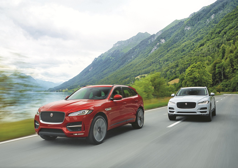 Jaguar XE sports sedan and F-PACE SUV drive Jaguar U.S. sales up 217 percent for best November sales month since 2003