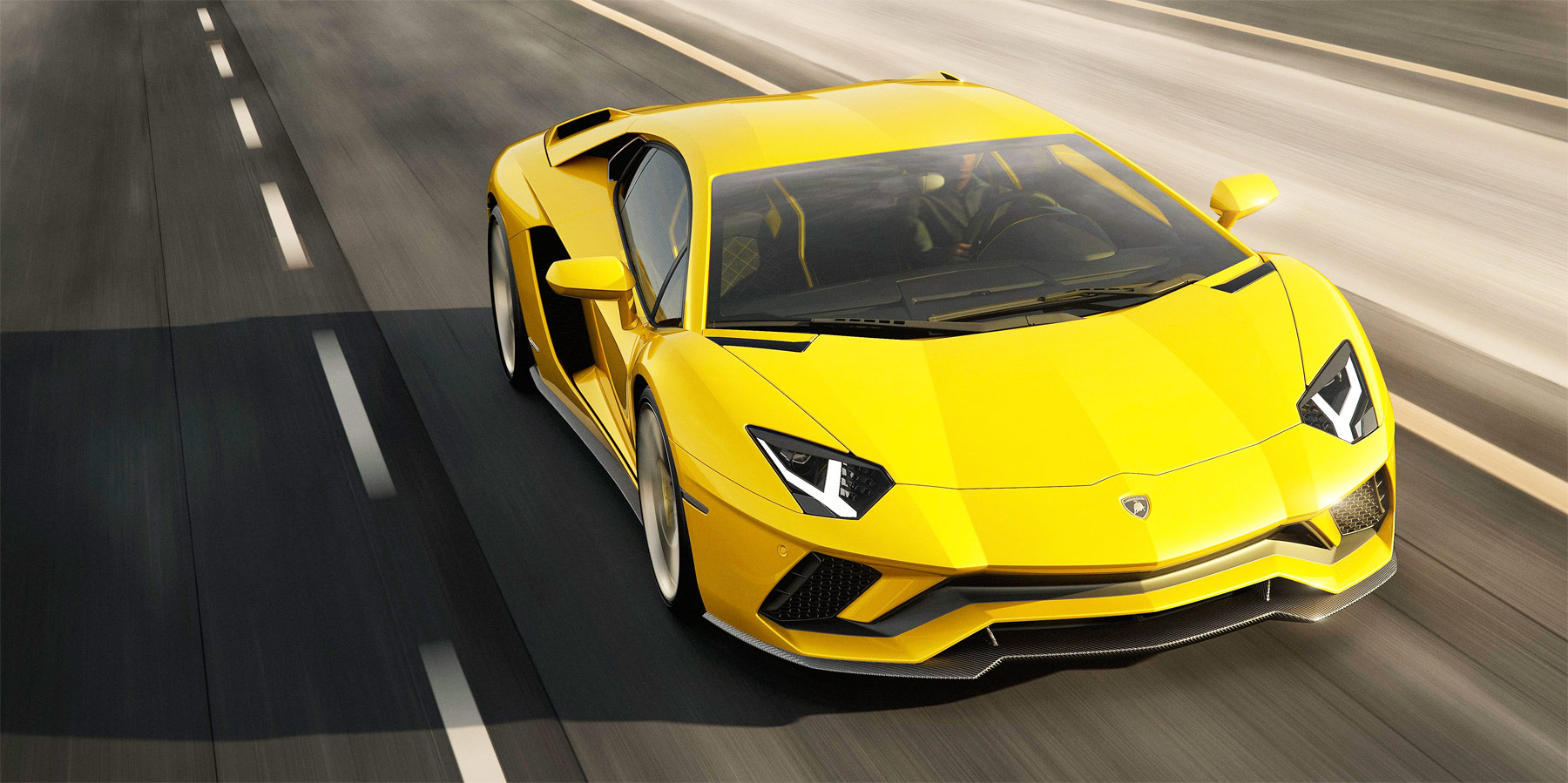 Lamborghini Introduces Aventador S The Brand's New V12 flagship