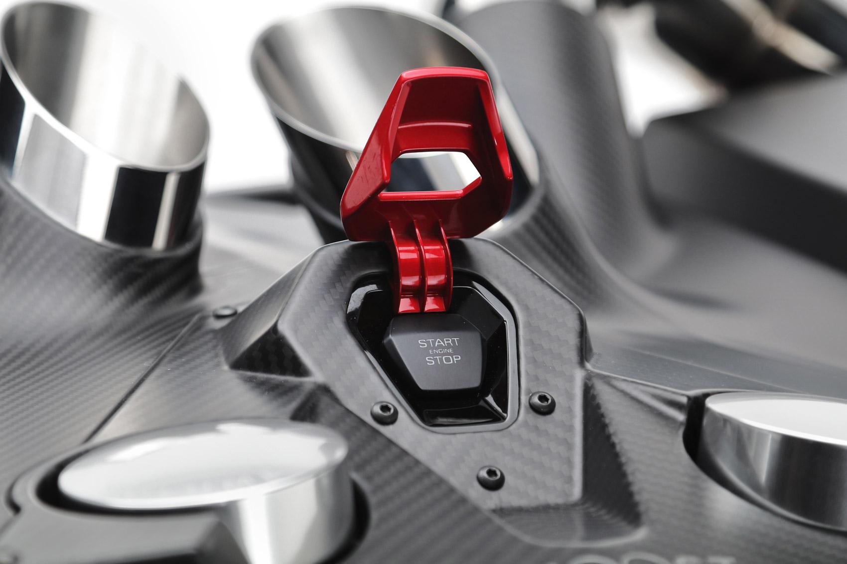 €20,000 Lamborghini Speakers Go On Display at H.R. Owen Showroom