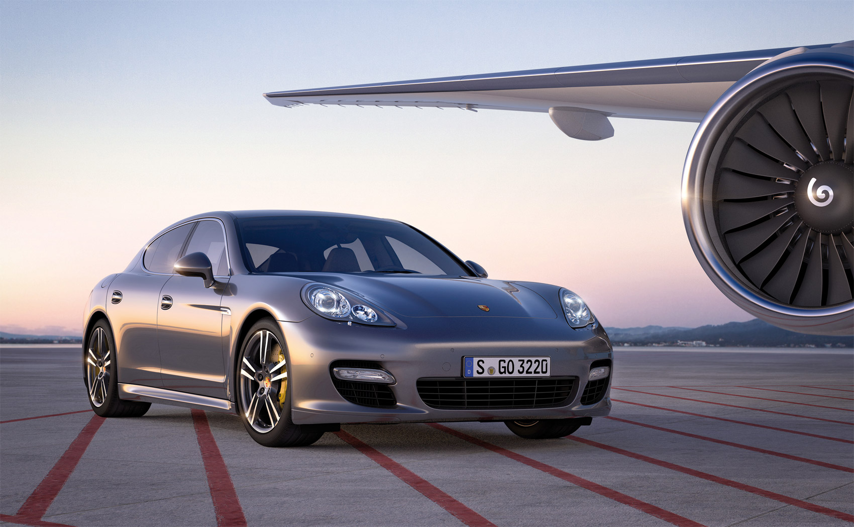 Porsche Cars North America sold 731 Panamera's in November