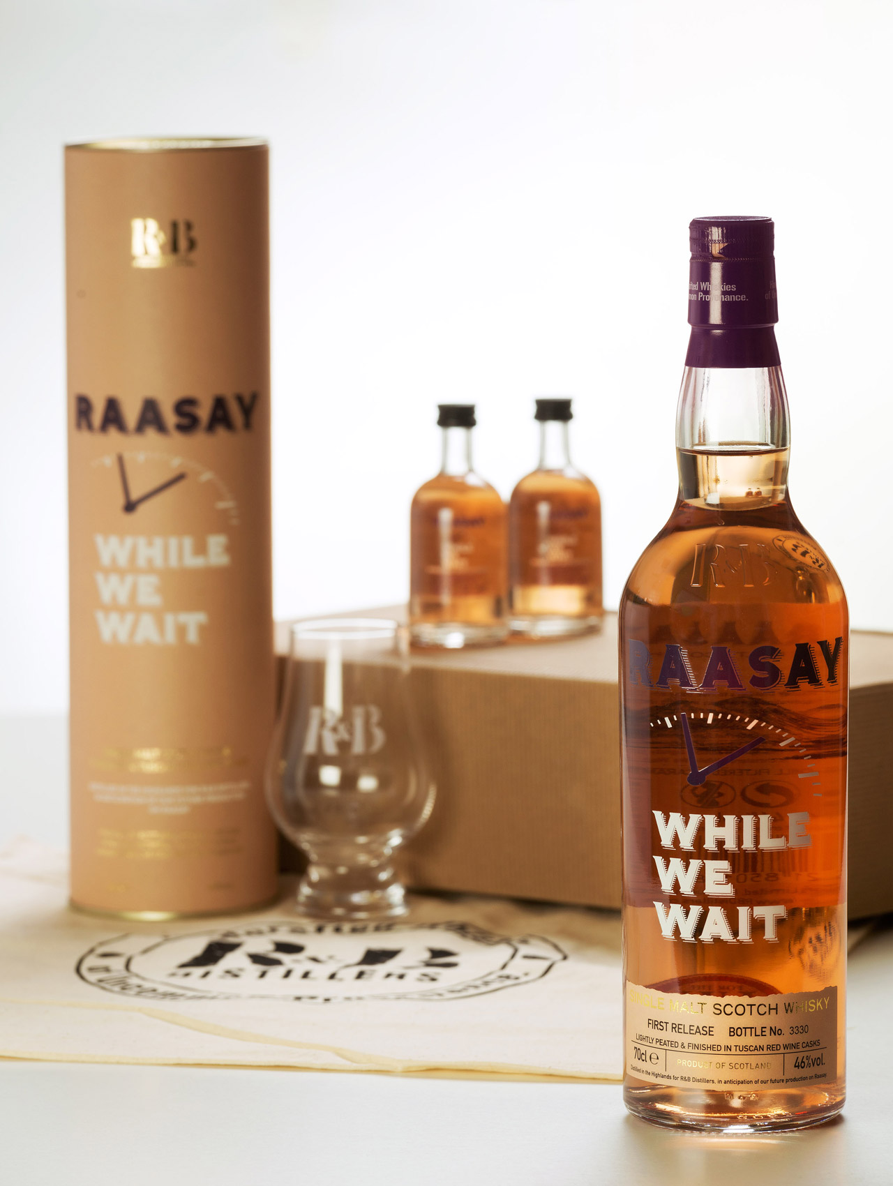 Time to Raise Your Glasses to Mark two Distinctive New Whiskies by R&B Distillers 4