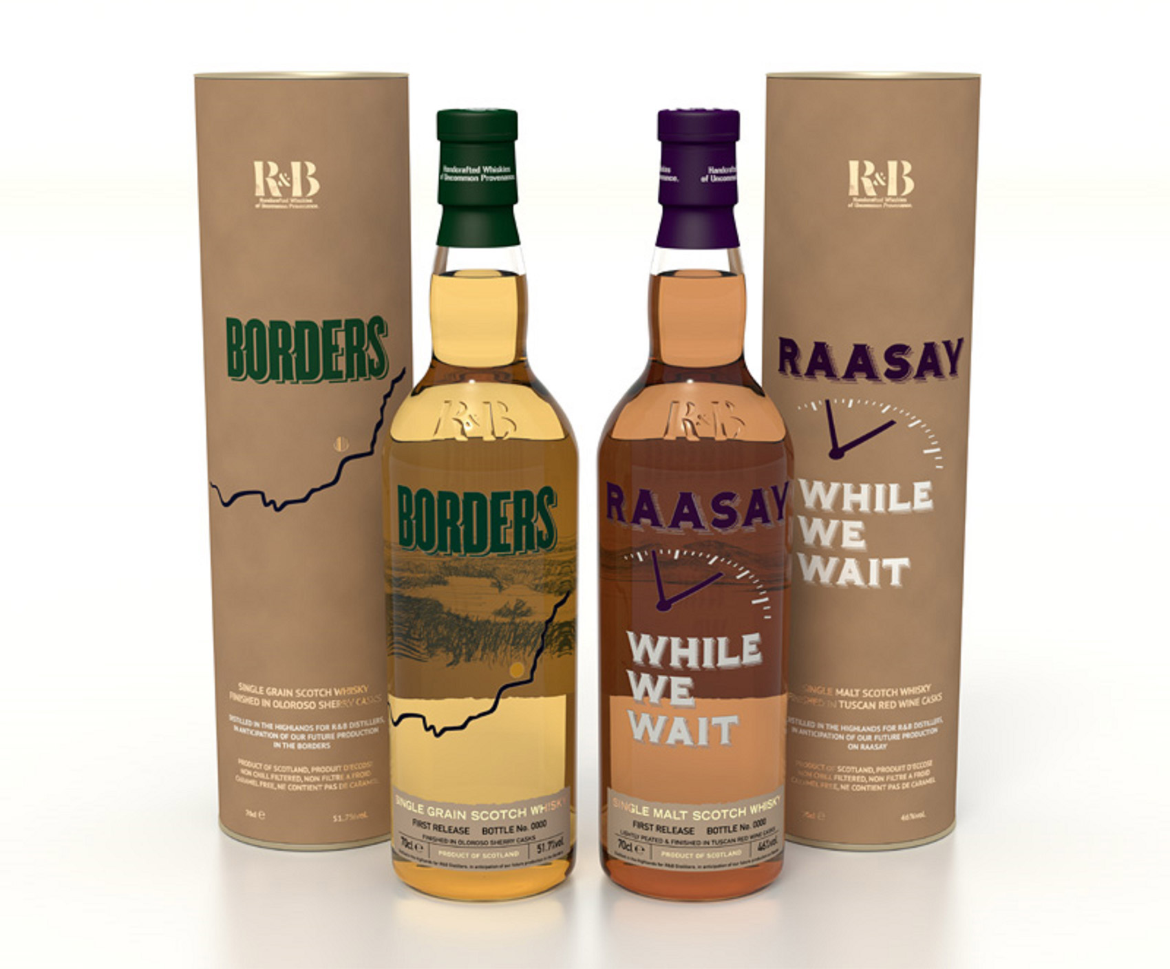 Time to Raise Your Glasses to Mark two Distinctive New Whiskies by R&B Distillers 5
