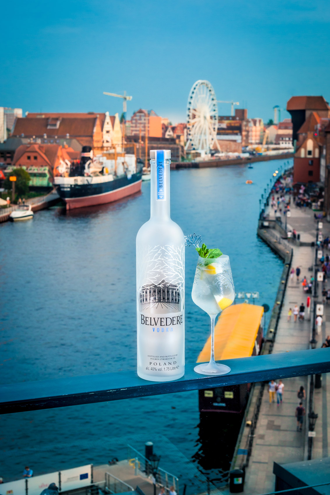 Seeing Vodka Clearly, A Polish Journey With Belvedere 9