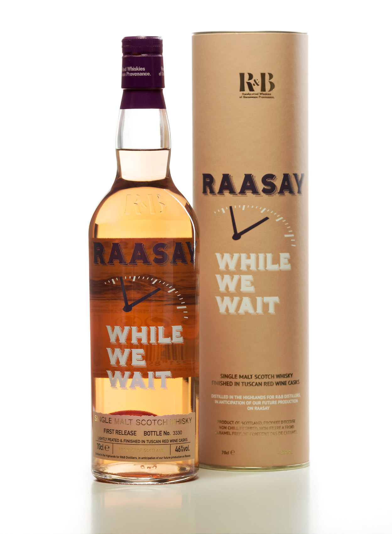 Time to Raise Your Glasses to Mark two Distinctive New Whiskies by R&B Distillers 6