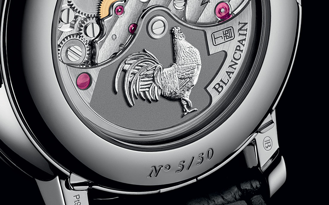 Blancpain Celebrates Chinese New Year With Traditional Chinese Calendar