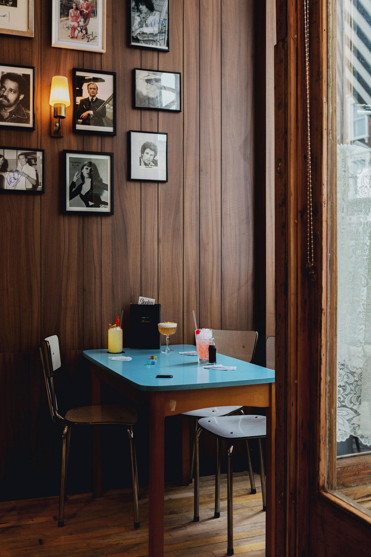 Fitzpatrick Hotel Restaurant Inside